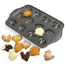 NORPRO NONSTICK FARM COOKIE PAN Baking Tray 12 Piece NP3967 N