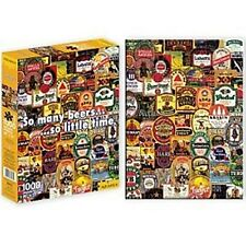 So Many Beers 1000 piece jigsaw puzzle 690mm x 510mm   (nm)