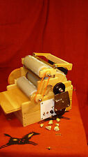 "S C P, GOLD SERIES 72/90/90tpi ""Standard""Triple, Drum Carder"