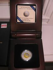 Canada 2011 $5 Silver and Niobium Coin - Full Buck Moon