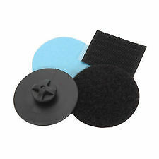 NEW GOGGLE QUICK STRAP RE MOUNTING KIT VELCRO ADHESIVE HELMET PAD SCOTT SMITH