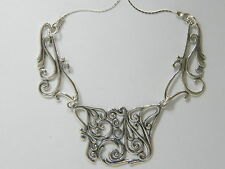 New SHABLOOL ISRAEL Didae Handcrafted Sterling Silver 925 Necklace