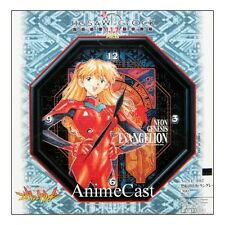 NEON GENESIS EVANGELION Jigsaw 117 Pieces Anime PUZZLE CLOCK Rare DISCONTINUED!!