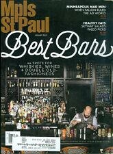 2015 Mpls St. Paul Magazine: Best Bars/Healthy Eats/When Fallon Ruled Ad World