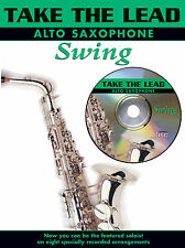 Take The Lead Swing Jazz ALTO SAXOPHONE Solo Learn to Play FABER Music BOOK & CD