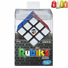 Original Rubik's Cube Game 3x3 Base Stand Rubix Box Rubic's Puzzle Kids Toy New