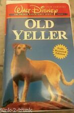 Old Yeller (VHS, 1998, Clam Shell; Animal Adventure Series)