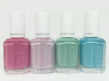 Essie Nail Lacquer- BRIGHTS CASHMERE MATTE 2015- All 4 Shades 919-922
