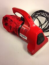 Dirt Devil 2-Speed Hand Vac Plus by Royal Hand Held Vacuum Model 8130