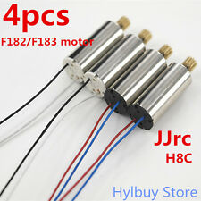 4pcs Motor for DFD JJRC H8C Quadcopter F182 F183 FPV copter Drone parts CW CCW