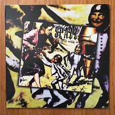 SPAZZ / SUBVERSION split LP NEW crossed out no comment cryptic slaughter infest