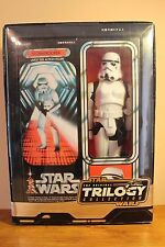 "Star Wars Trilogy Collection Storm Trooper 12"" NIB"