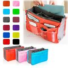 B5UT Women Travel Insert Handbag Organiser Purse Ladies Liner Organizer Tidy Bag