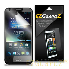 6X EZguardz Clear Screen Protector Shield Skin 6X For Asus Padfone 2 A68