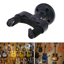 Black Guitar Volin Wall Hanger Holder Stand Rack Hook Mount Dispaly for All Size