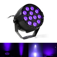 12LED 36W UV LED Mini Light DMX512 Par Stage Lighting Disco Theater Club Bar DJ