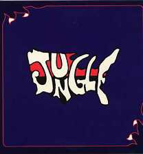 """JUNGLE """"S/T"""" LEGIT. RE N.Y. HEAVY PSYCH MONSTER LIMITED"""