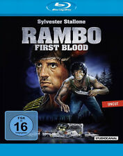Rambo - First Blood (Sylvester Stallone)         | Uncut Edition | Blu-ray | 399