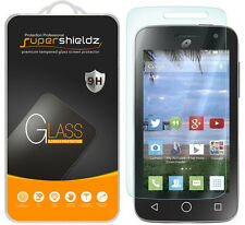 2X Supershieldz® Tempered Glass Protector For Alcatel OneTouch Pop Star 2 LTE