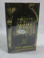 SIGNED John Berendt THE CITY OF FALLING ANGELS 2005 Penguin Press, NY 1stEd