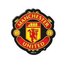 "Manchester United Official Soccer 2.5"" Acrylic Car Magnet Man U by Wincraft"