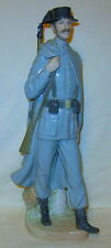 "Retired LLADRO Spanish Policeman #4889 Figurine - ""Guardia de Civil"""