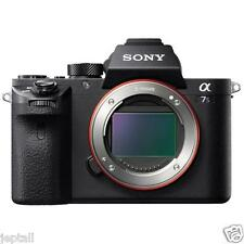 "Sony Alpha A7SII Body 12.2mp 3"" 4K DSLR Digital Camera Brand New Cod Jeptall"