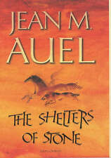 """The Shelters of Stone"" by Jean M. Auel (Hardback, 2002)"