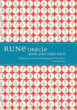 Rune Oracle Book and Cards Pack by Lona Eversden