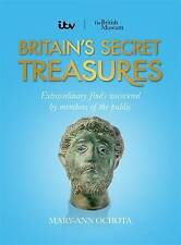Britain's Secret Treasures by Mary-Ann Ochota (Hardback, 2013)