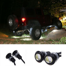 10x Eagle Eye DRL LED Rock Lights JEEP ATV Off Road Truck Under Trail Rig Lights