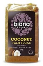 Biona Organic Coconut Palm Sugar 250g (Pack of 3)