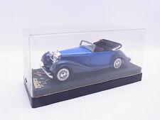 Lot 40680 | SOLIDO MERCEDES CABRIOLET 4086 BLU 1:43 modello di auto NUOVO IN SCATOLA ORIGINALE