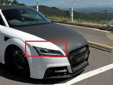 AUDI TT 8J COUPE AND CONVERTIBLE 2006- HEADLIGHT BROWS EYELIDS EYEBROWS EYE LIDS