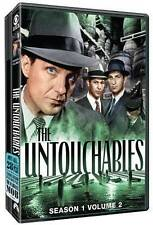 Untouchables - The Complete Season One (DVD, 2007, 8-Disc Set, Full Frame;...