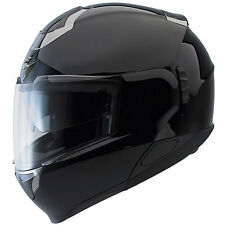 SCORPION HELMET MOTORCYCLE    EXO-900X  SOLID BLACK - ADULT XS - MODULAR DOT