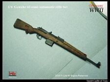 1/6 Ti-Lite Action Figure Accessory - Gewehr 43 Semi-Automatic Rifle Set For Dam