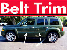 Jeep PATRIOT CHROME BELT TRIM 2007 2008 2009