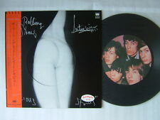 PROMO LABEL / THE ROLLING STONES INTERVIEW / LARGE LABEL UNPLAYED
