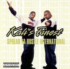 Kali's Finest: Spread Ya Hustle  Audio CD