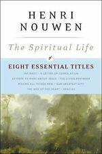 The Spiritual Life: Eight Essential Titles by Henri Nouwen (2016, Paperback)