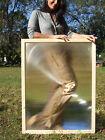 """49"""" FRESNEL LENS Solar Oven Hot Water Linear Fresnel PRO FRAME"""
