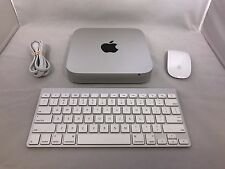 Mac Mini Desktop Late 2014 MGEM2LL/A 1.4GHz i5 4GB 500GB Good