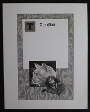 Stephen E Fabian Original Illustration H.P. Lovecraft Stuart Schiff Whispers Mag