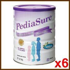 6x BEST PRICE! Pediasure Powder Vanilla 850g - Discount Chemist Baby Milk Powder
