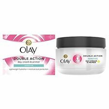 OLAY DOUBLE ACTION DAY CREAM & PRIMER SENSITIVE DAY CREAM - 50ML
