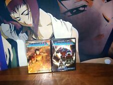 Armored Fleet Dairugger XV Part 1(One), 2(Two) Partial Collection New Anime DVD