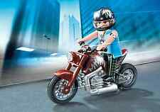 YRTS 5527 Playmobil Muscle Bike - Moto Custom ¡Nuevo en Bolsa! ¡New!