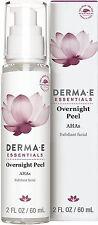 Evenly Radiant Overnight Peel, Derma E, 2 oz
