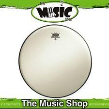 """New Remo 22"""" Suede Ambassador Bass Drum Skin - 22 Inch Drum Head - BR-1822-00"""